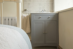 Round House - bedroom vanity unit