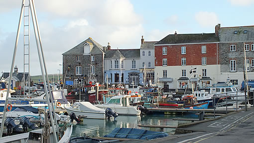 Padstow, North Cornwall
