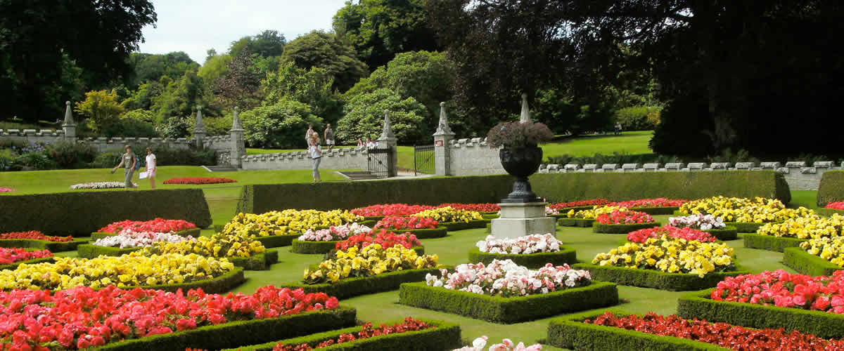 Lanhydrock House and Gardens (National Trust) is a popular day out with our visitors